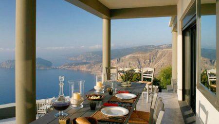 Kefalonia Myrtos Beach Villa 11