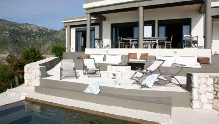 Kefalonia Myrtos Beach Villa 28