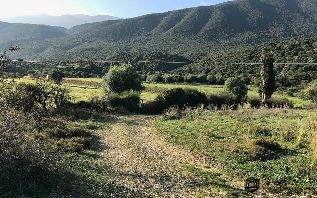 Land Plot For Sale In Koulourata
