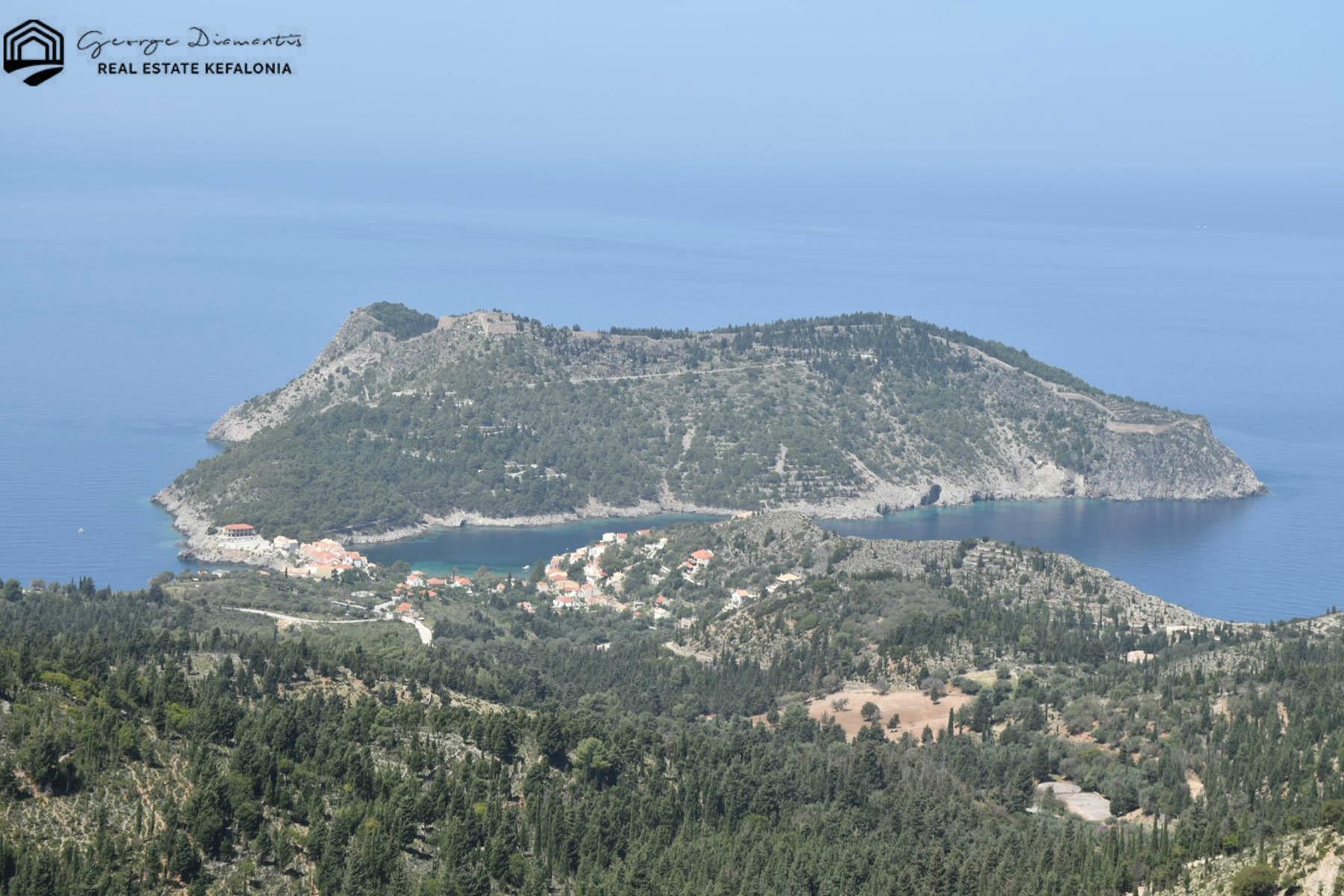 Landplot For Sale In Assos