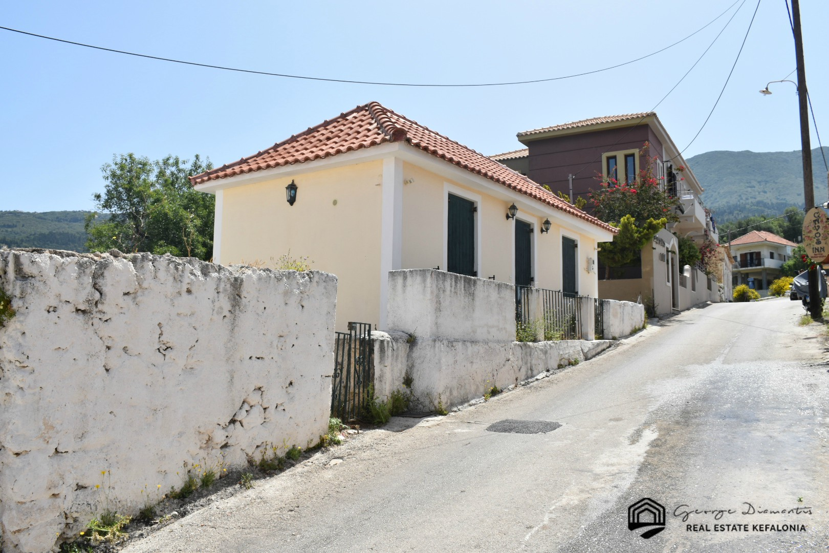 House For Sale In Assos