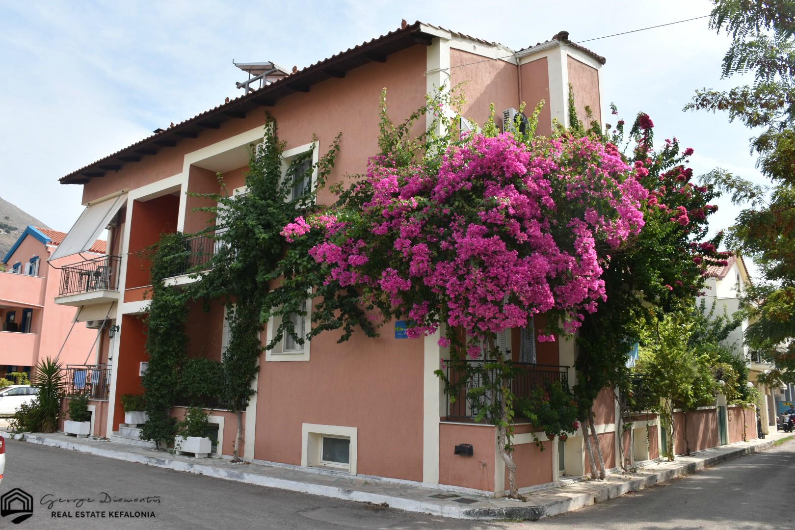 Hotel For Sale In Agia Efimia