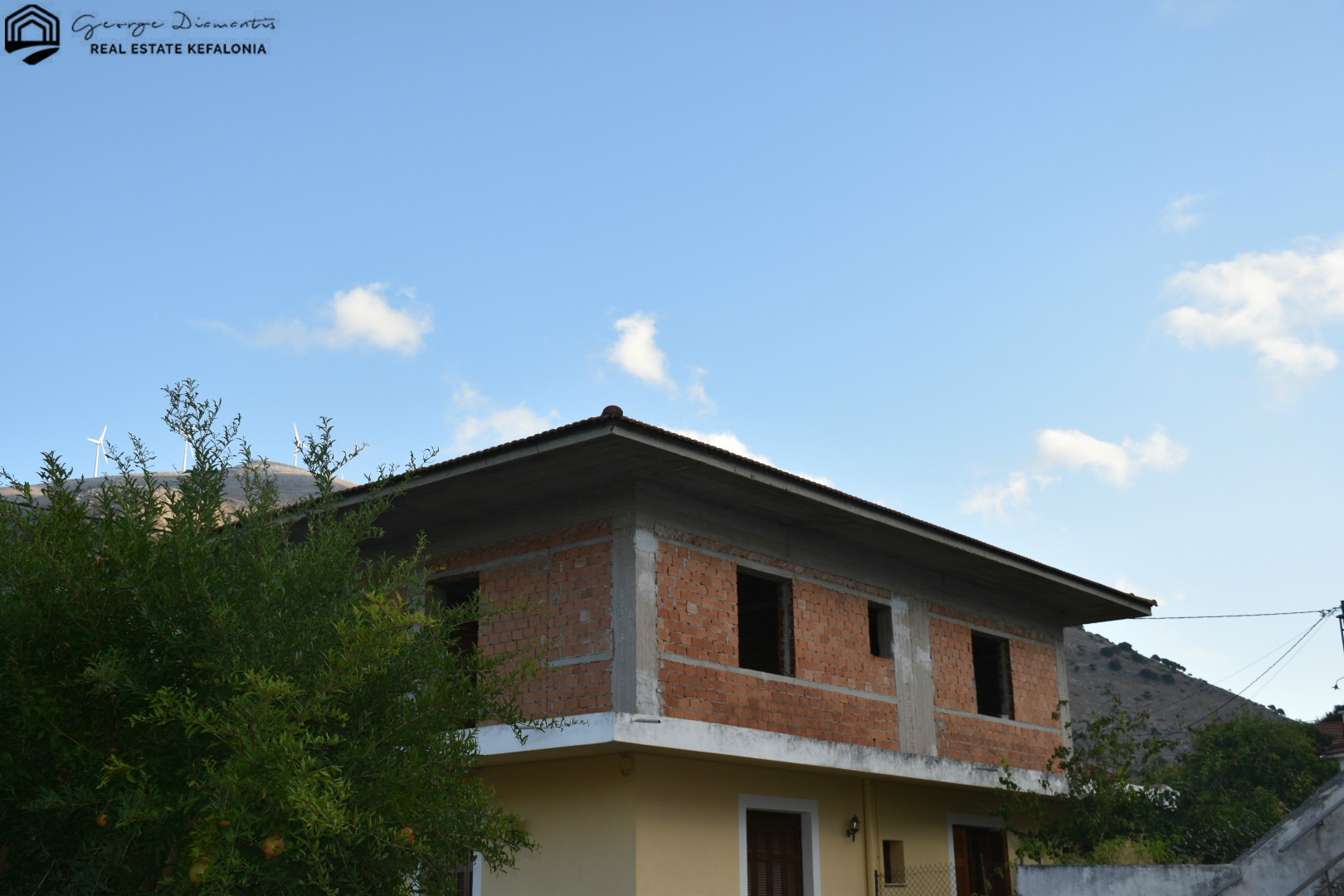 Unfinished Apartment For Sale In Makriotika