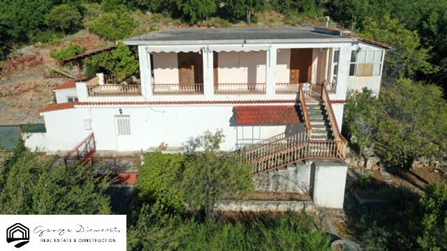 House For Sale In Karavolymos
