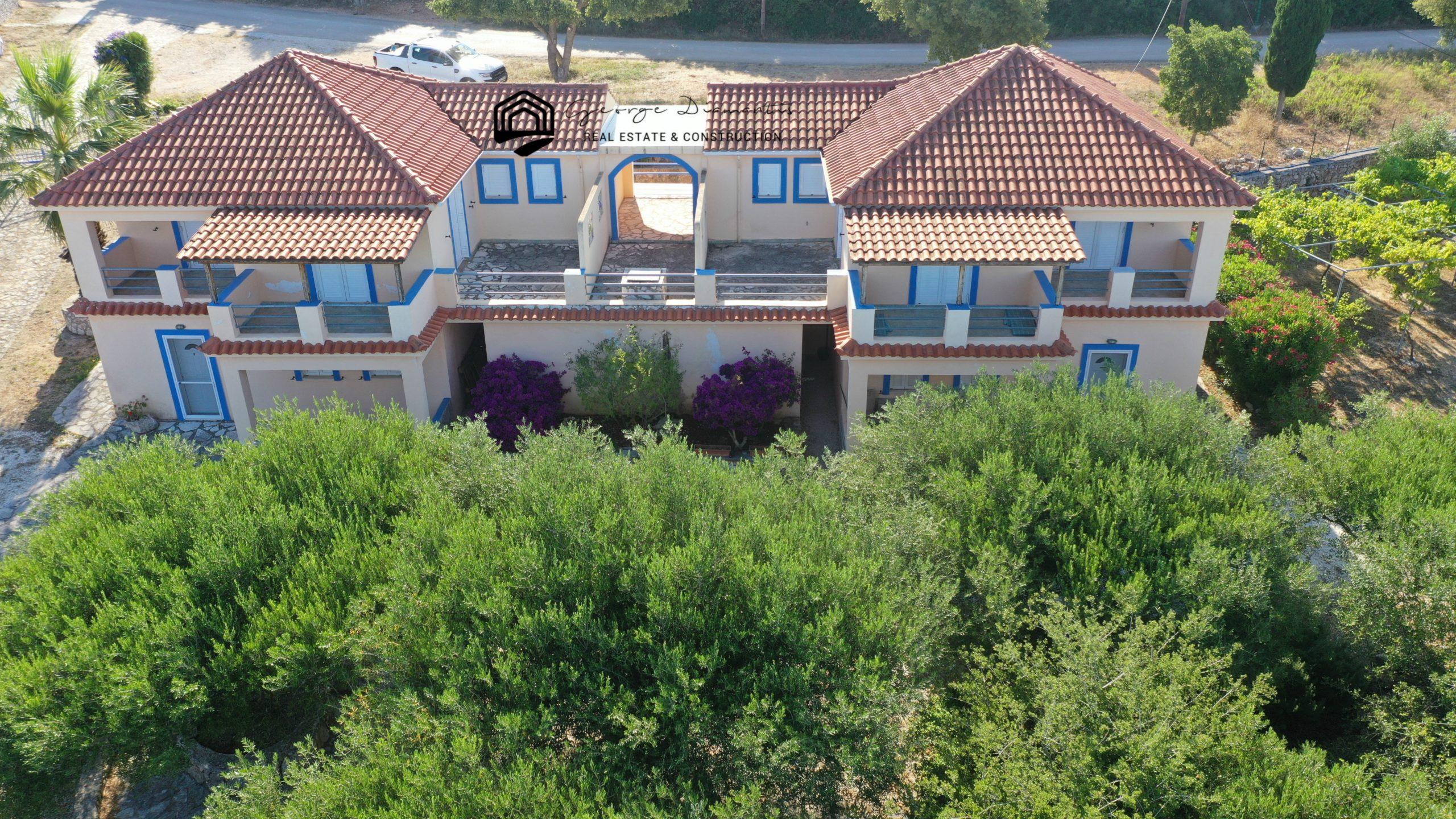 Property For Sale In Tzamarelata