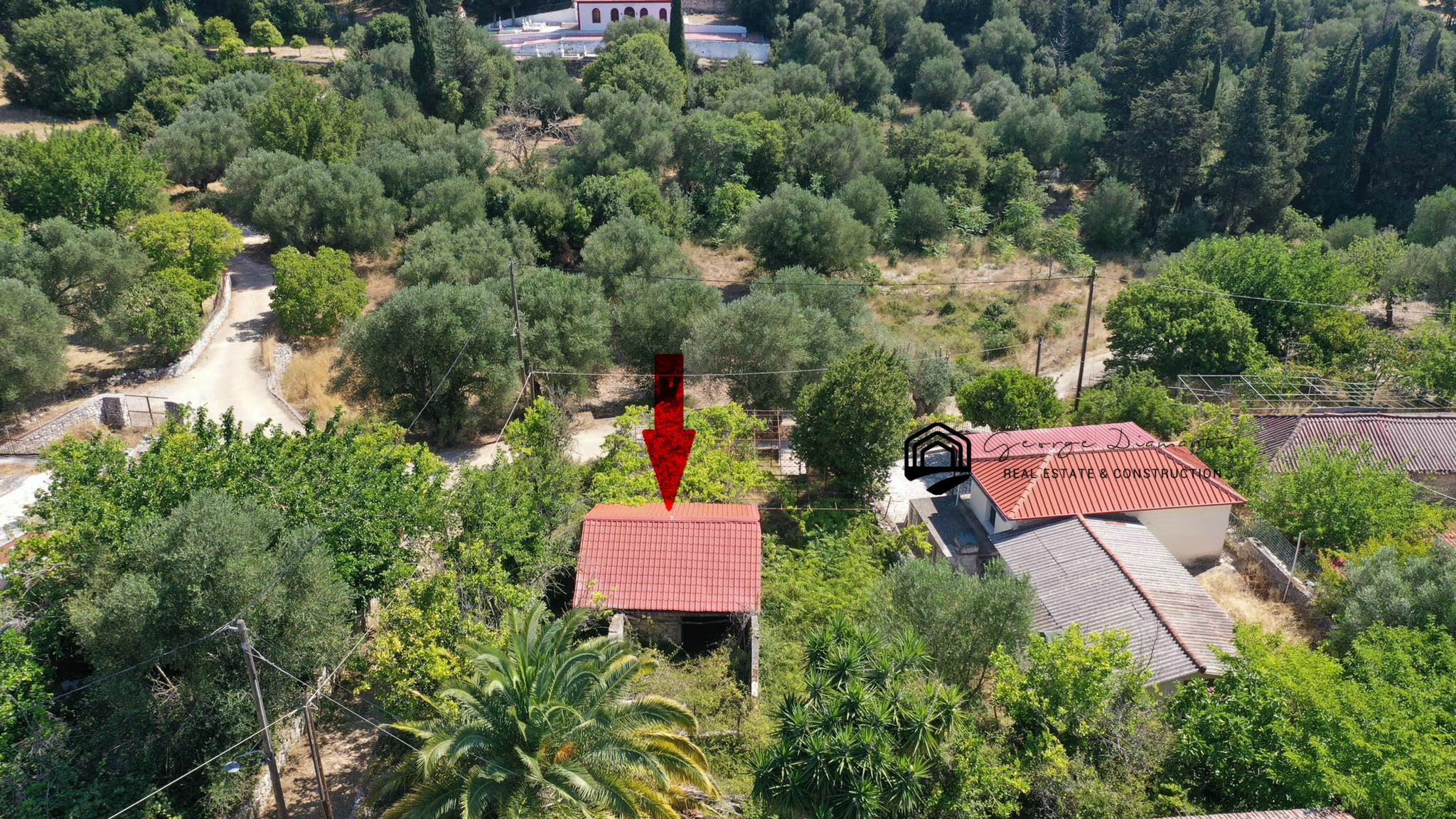 House  With Land Plot For Sale In Mpekatorata