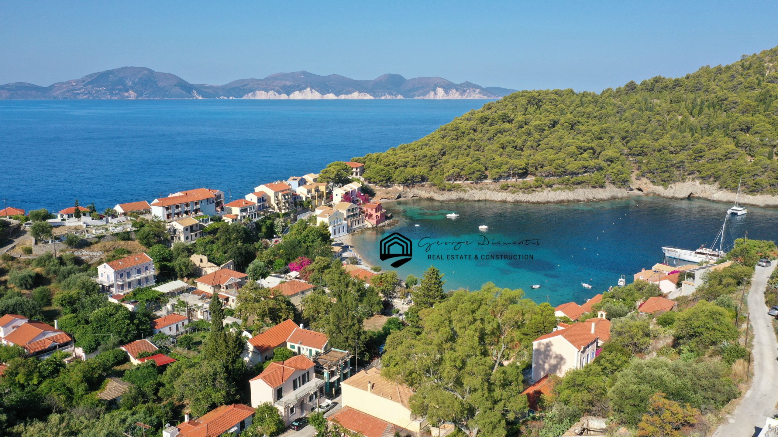 Land Plot For Sale In Assos