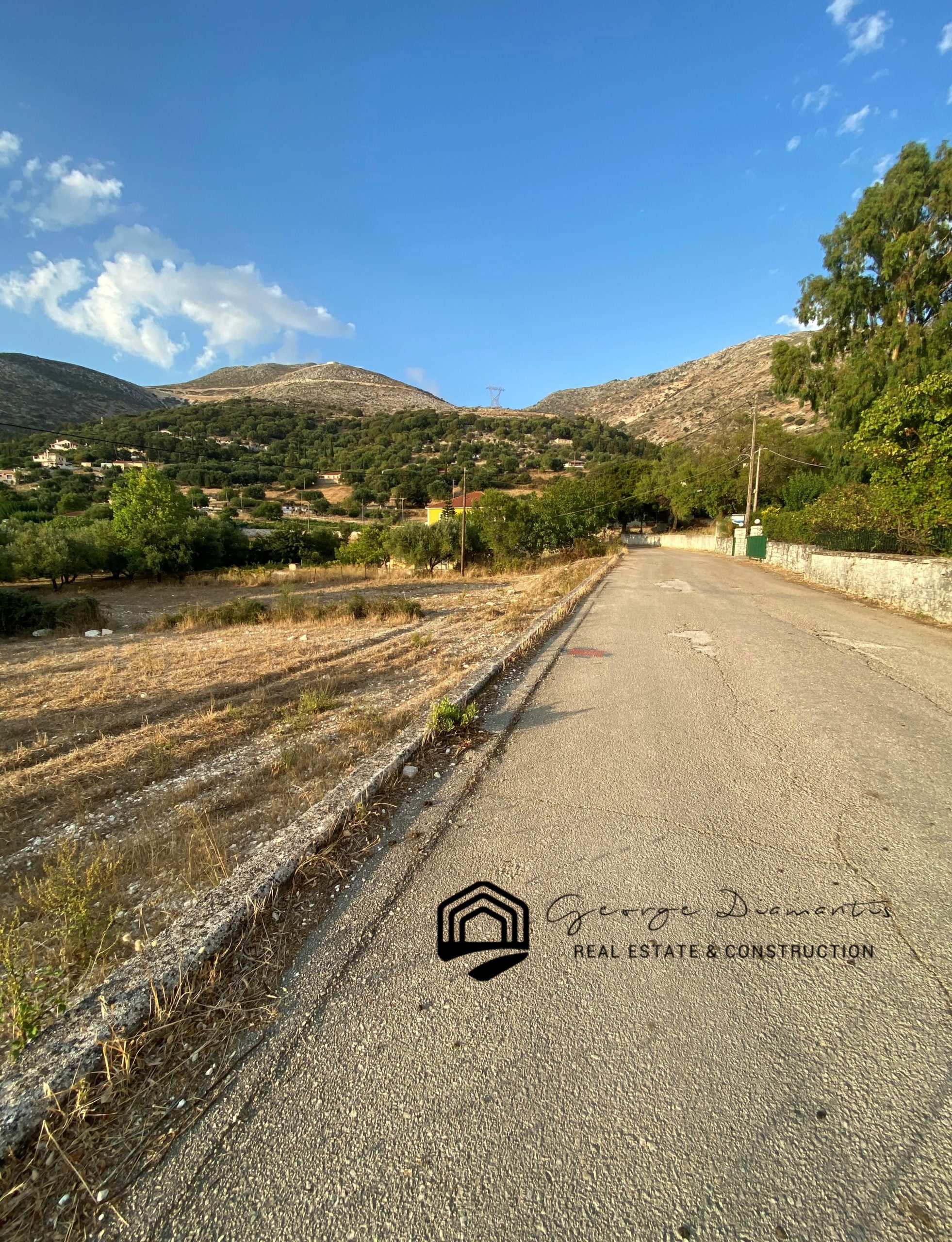 Land Plot For Sale In Divarata
