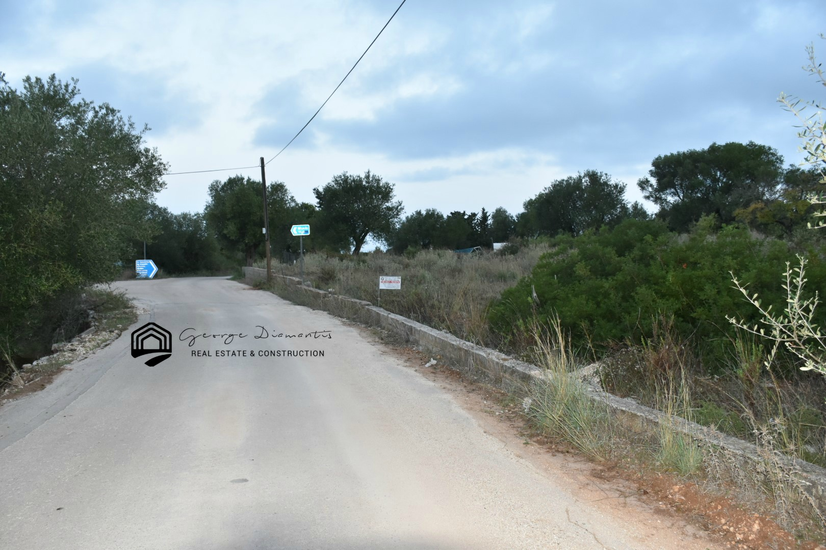 Land Plot For Sale In Markoulata Erisou