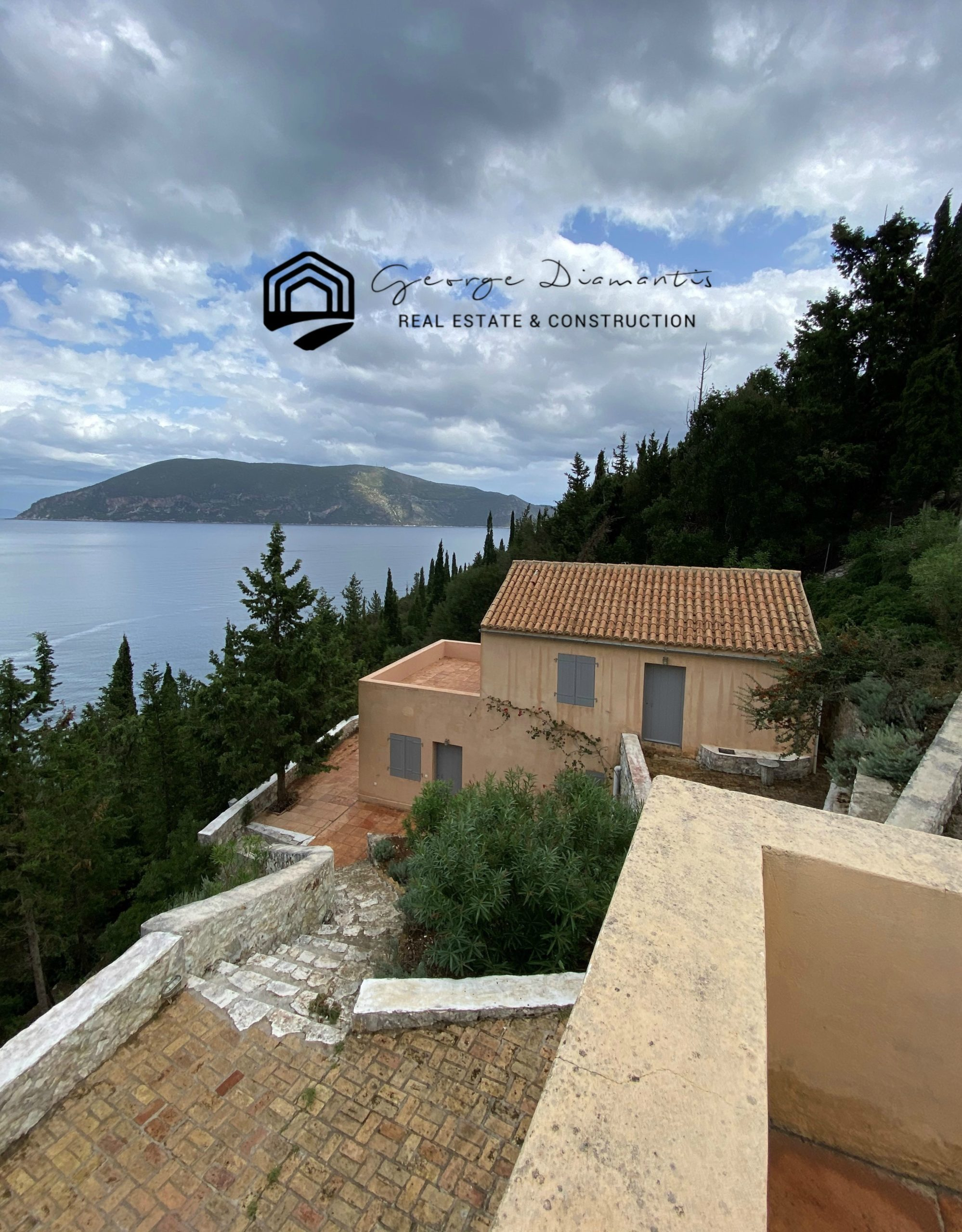 Two Seaside Houses For Sale In Evreti Erisou