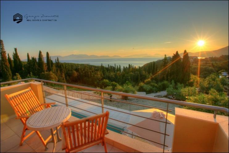 Villa For Sale In Fiscardo Erisou.