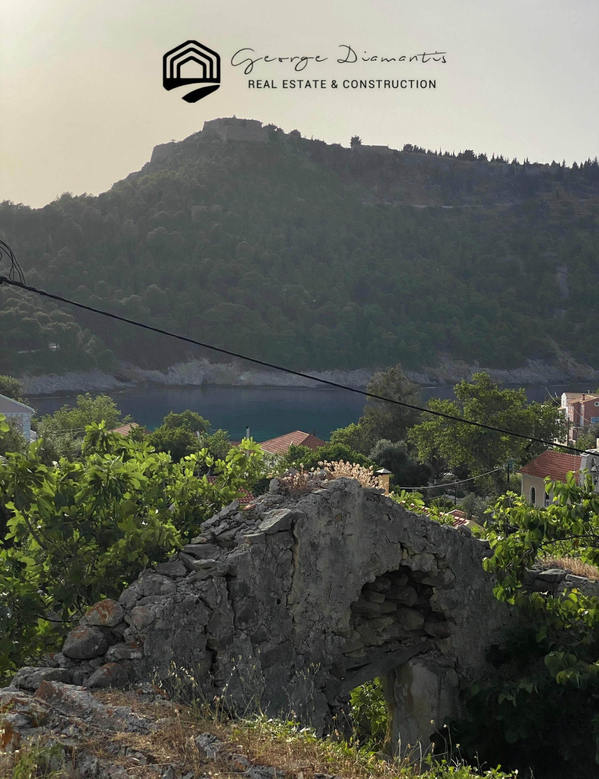 Land Plot For Sale In Assos.