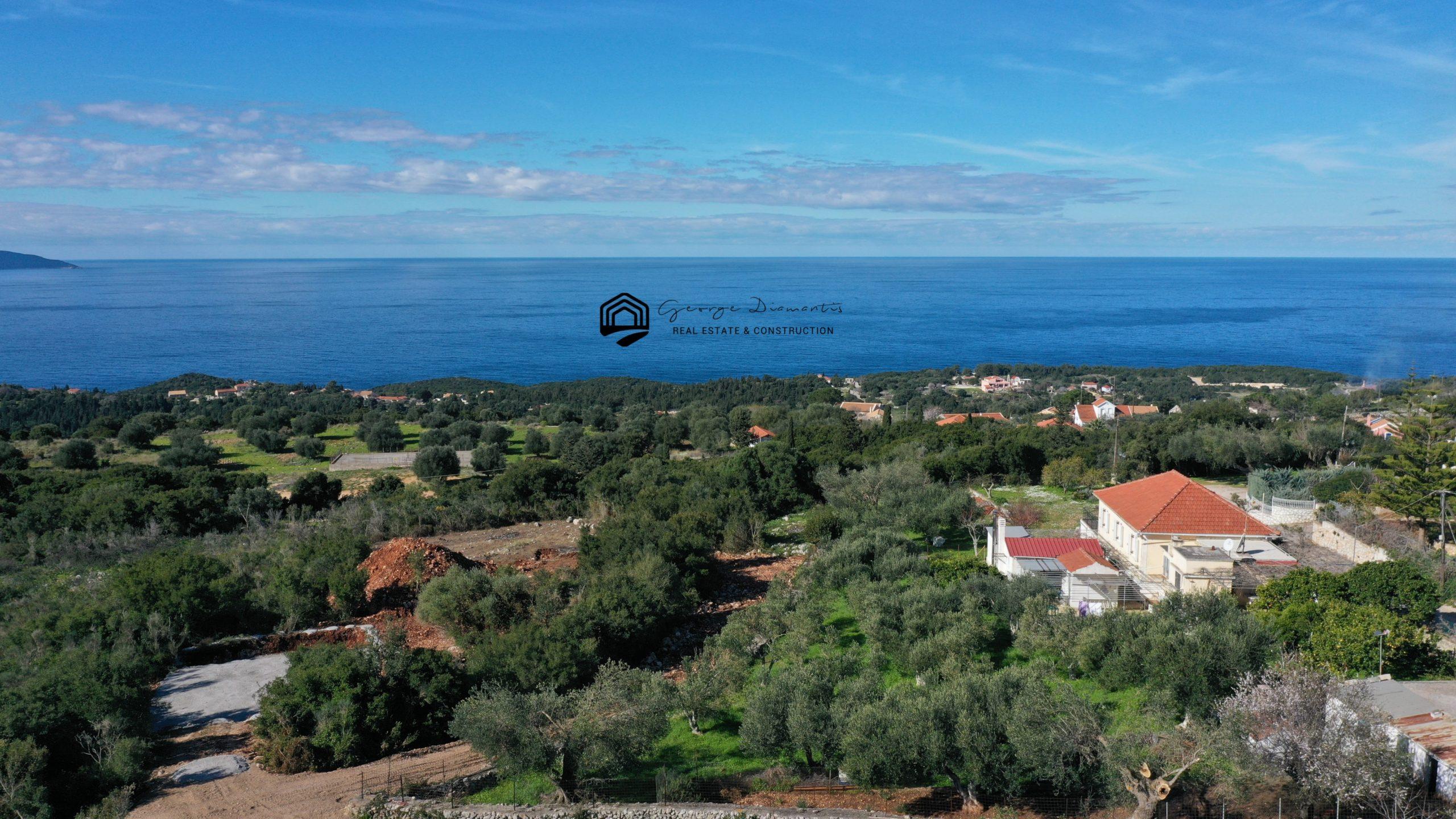 Detached House For Sale In Tzamarelata Erissos.