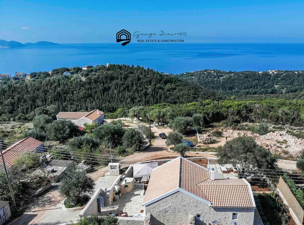 Luxury Stone Villa For Sale In Markoulata Erisou