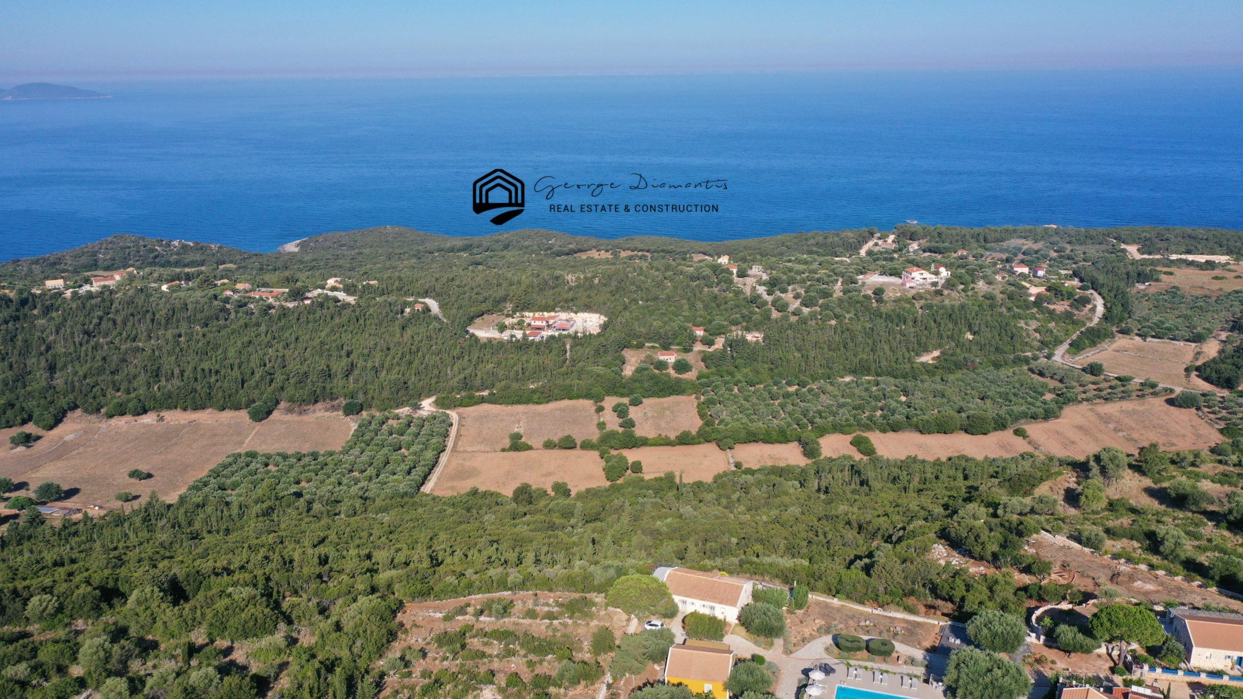 Land Plot For Sale In Agrilias Erisou